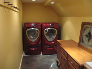 The Taylor Laundry Room